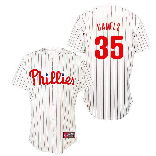 the best attitude 7588e cc2e4 Cole Hamels #35 Youth Baseball Jersey-Philadelphia Phillies ...